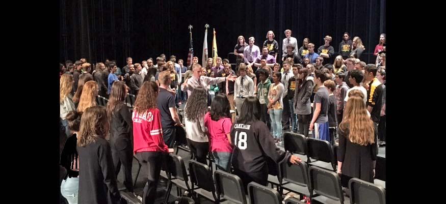 Chamber Choir Festival Oct  13-14, 2019   Augustana College