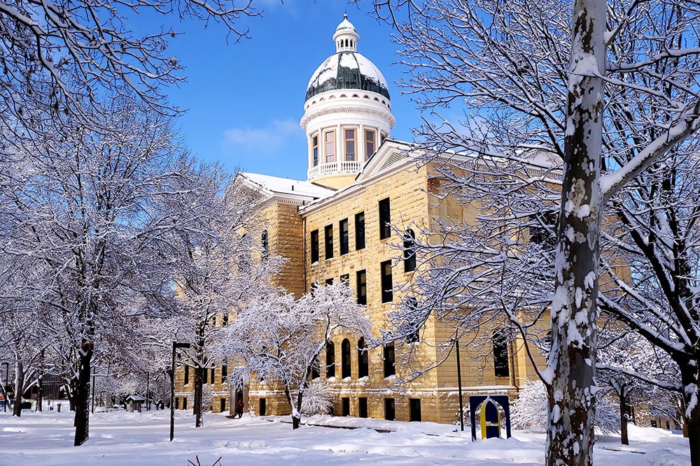 old main winter