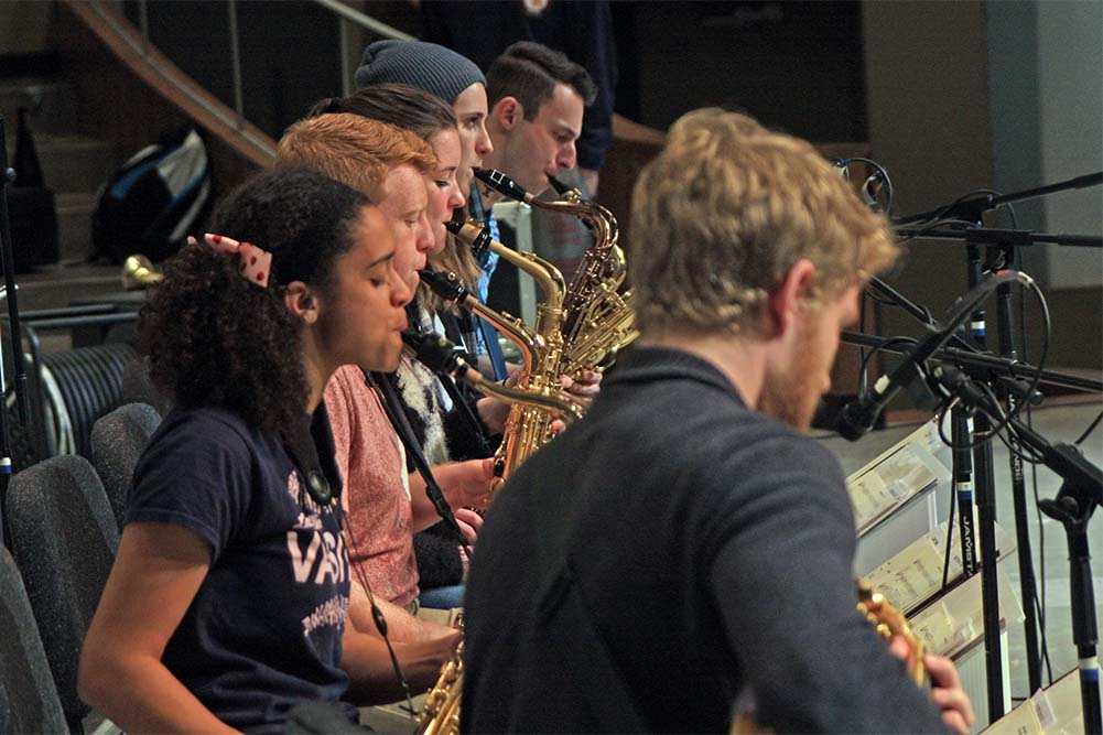 Augustana Jazz Ensemble