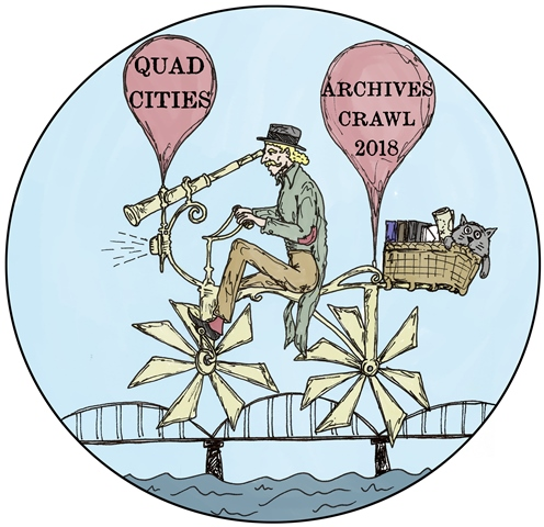 Archives Crawl logo