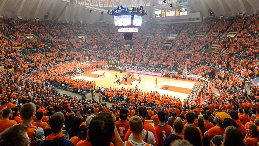University of Illinois basketball