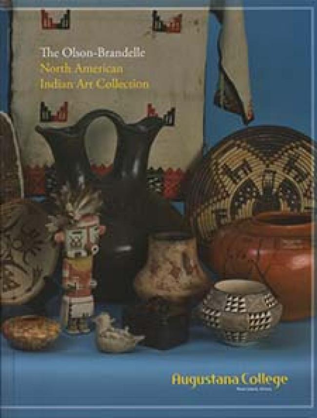 Olson-Brandelle North American Indian Art Collection 2010