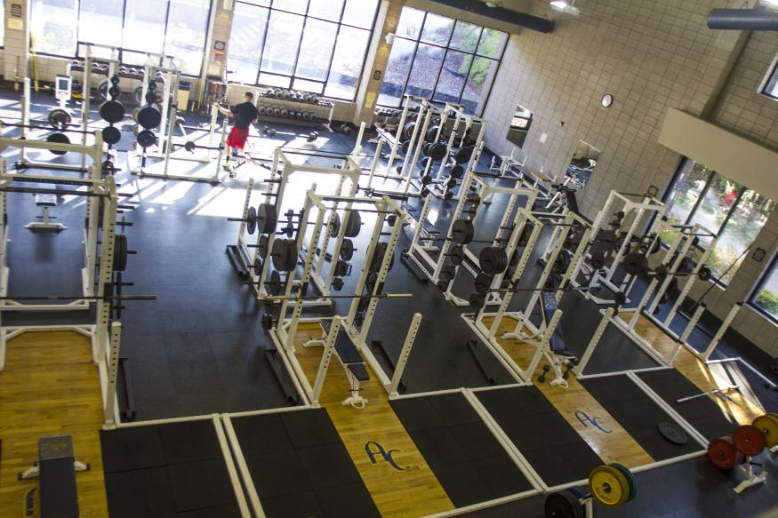 Carver Strength Center