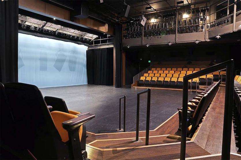 Brunner Theatre Center | Augustana College